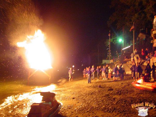 fire platform